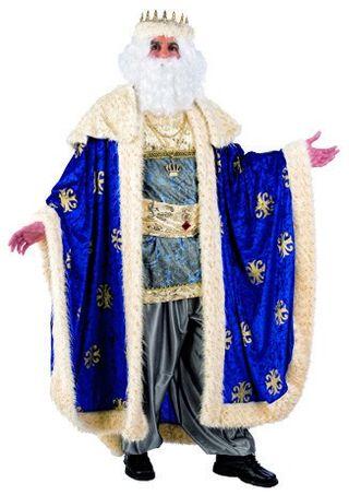 Rey Mago Melchor.Disfraz Navidad Adulto