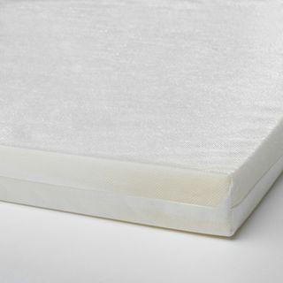 colchón + protector colchón cuna