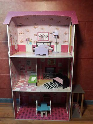 casa de niña