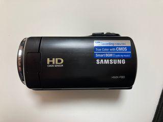 Cámara vídeo Samsung HMX-F80