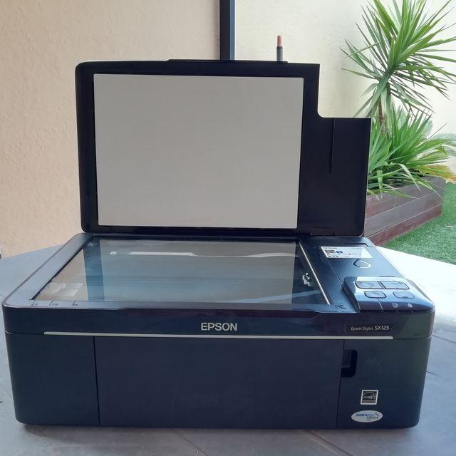 Impresora scaner Epson