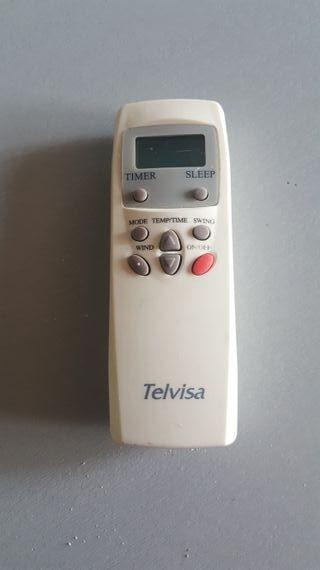 mando aire acondicionado TELVISA