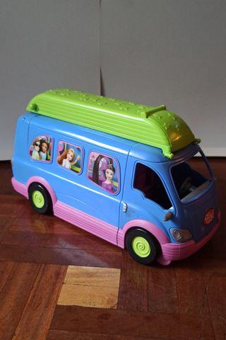 Bus-discoteca Polly Pocket