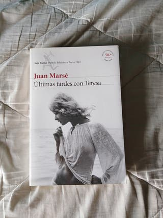 Últimas tardes con Teresa, Juan Marsé