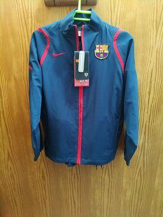 chándal FC Barcelona a estrenar niño