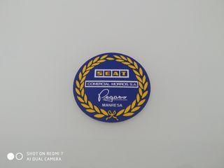 Adhesivo Vintage SEAT