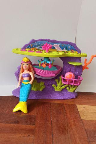 Polly Pocket sirena