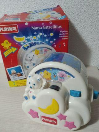 Nana estrellitas Playskool