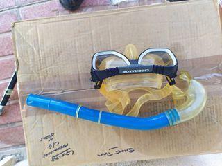 casco de buceo profesional