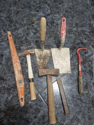 herramientas de construcción todo a 20 euros