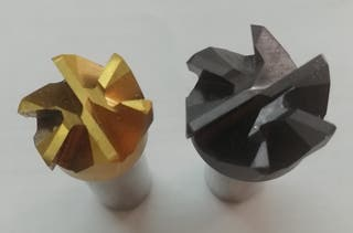 Fresas Kendu para metales