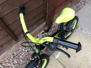 Green/ Black Infant Apollo bike