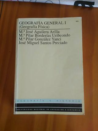 Geografía General I - (Geografía física)