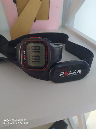 reloj polar rc3