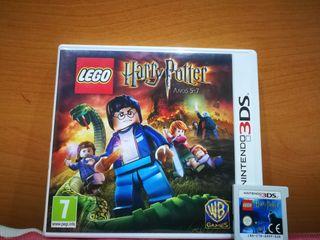 Lego Harry Potter.