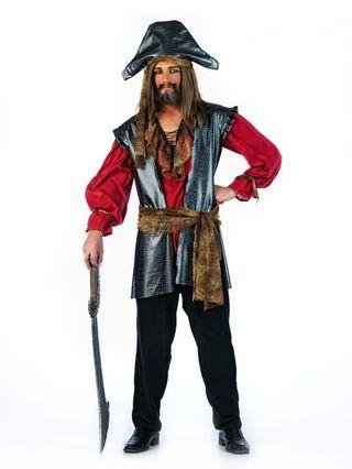 Disfraz Pirata Corsario.Disfraz Hombre Piratas