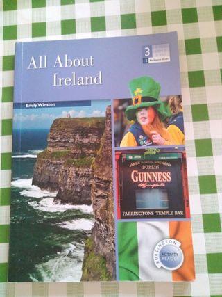 Libro de lectura 'All About Ireland'