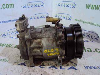 780728 Compresor aire acondicionado MG ROVER serie