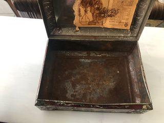 Caja antigua OTTO SCHMIDT