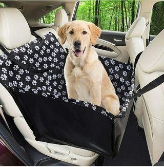 Refuerzo de coche para perros.
