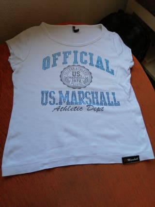 Camiseta US Marshall S/M