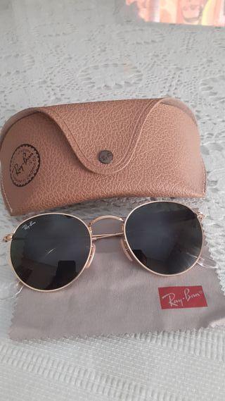 Gafas Ray-Ban redondas