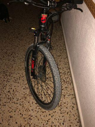 Vendo bici giant