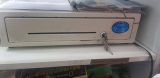 Máquina registradora/ Balanza/cajón