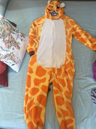 pijama/disfraz jirafa