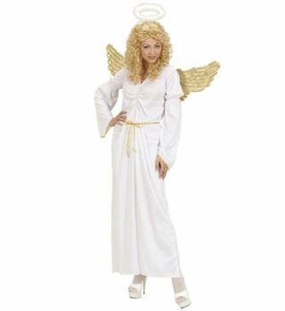 Angel.Disfraz Navidad Adulto