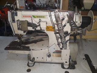 Máquina recubridora pegasus w600