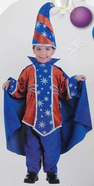 Brujito Caldera Traje Halloween para Niño