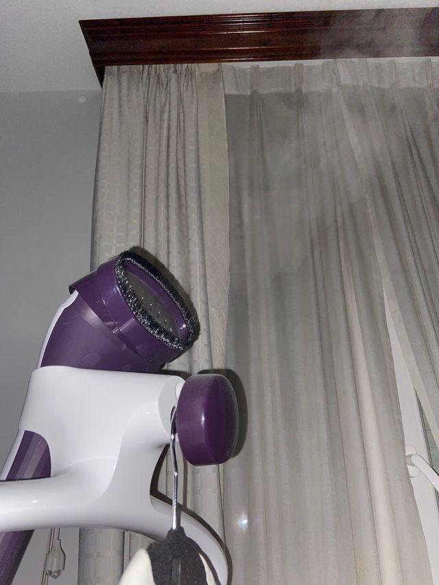 Plancha de vapor vertical Philips