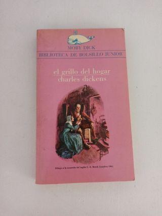 El grillo del hogar, Charles Dickens, juvenil