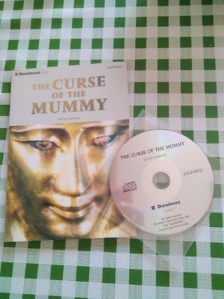 Libro de lectura 'The Curse of the Mummy'