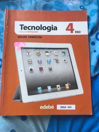 Libro tecnologia 4eso EDEBE