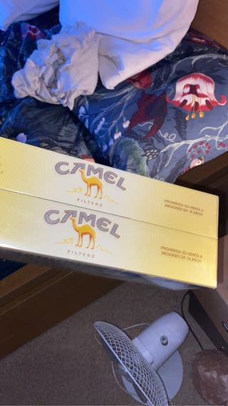 DISCOUNTED CAMEL FAGS 20 PACKS