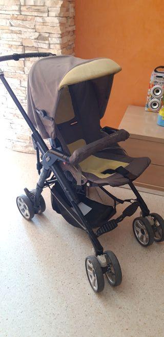 Carro Jané (silla de paseo y capazo)