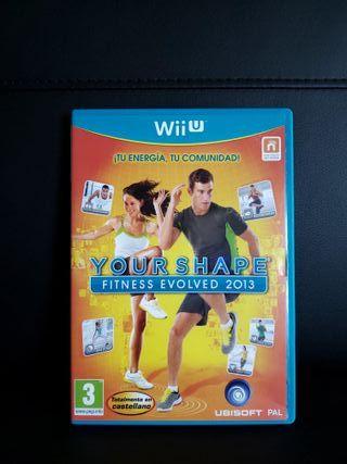 YOUR SHAPE : FITNES EVOLUTION Para Wii U
