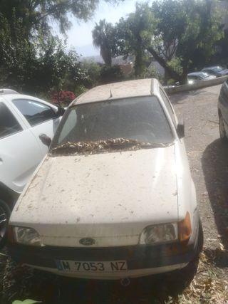 Ford Fiesta 1992