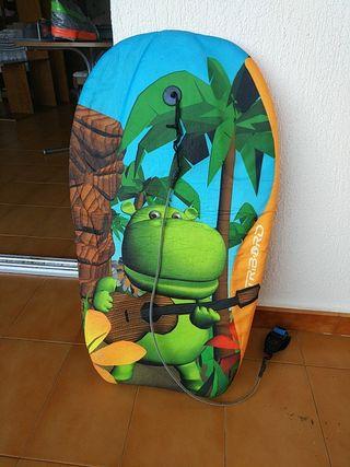 tabla body surf para niño