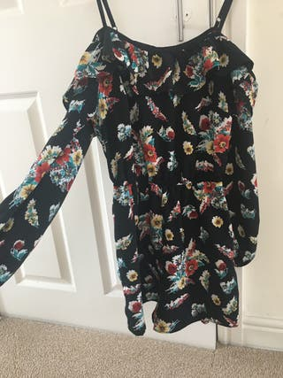 New look summery playsuit