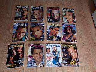 Lote revista Fotogramas año 1992