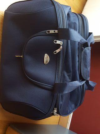 Bolso de viaje tipo maleta, grande