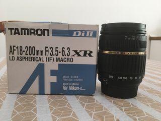 Tamron AF 18 200 XR