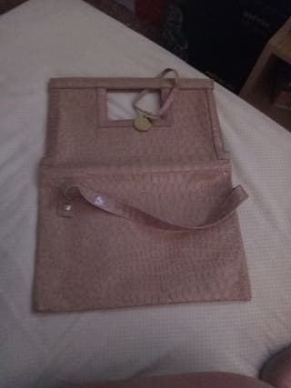 bolsa para trasportar plancha de pelo