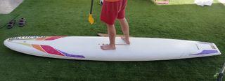 Tabla de winsurf completa o para paddle surf