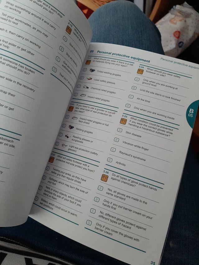 CITB book