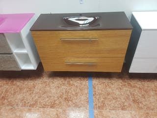 Mueble de baño 100x40 RE01