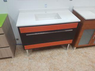 Mueble de baño 100x49 MN01N